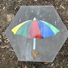 I love making these garden stepping stones. I designed each pattern from a picture we took on a family vacation across the globe. Then made a pattern for multi-colored stain glass Each piece is cut to fit the pattern Then placed in a mold and covered with light grey portland cement (hard to find) when released from the mold the glass shines through on top. Durable and bright, these make great stepping stones on a garden path or a unique entrance way stone to a garden or home. Any of these…