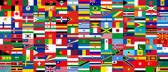 Illustration about 240 flags of the world. It s good for texture Illustration of bandeiras, mundi, identity - 541435
