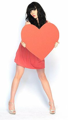 carly rae jepsen for candies #happyvalentinesday