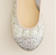 glitter-ballet-flat