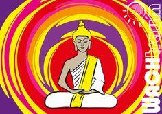 Buddha der Energie by WACHtraum.ch