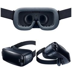 INCOMPLETE Original Samsung Gear VR Headset Goggles ONLY SM-R323