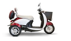 Purchase Your 500 Watt Electric Powered Euro Style 2 Color Sport Scooter Trike - Today! Electric Power, Electric Scooter, Electric Cars, Velo Cargo, 3 Wheel Scooter, Tubeless Tyre, Vespa Scooters, Moped Scooter, Trike Motorcycle