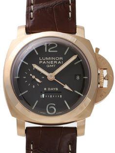 Panerai Luminor GMT Mens Watch PAM00289 US$26395