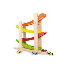 """Imaginarium Wooden Ramp Racer 