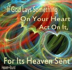 When God Speaks I Listen