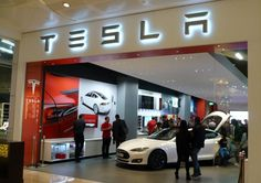 Tesla opens London showroom, outlines broader UK plans
