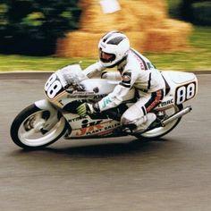 Robert Dunlop #british #racer #rider #motorcyclist