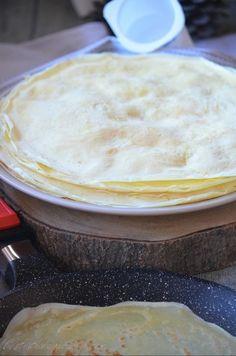 Crêpes légères au yaourt nature # partenariat - Le blog de C'est Nathalie qui cuisine