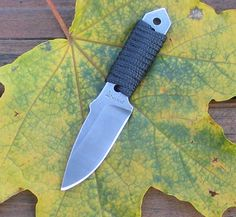 Peter Atwood knife One of the best looking but simple knives