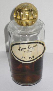 Don Loper Men's P.M. Cologne $35 - QuirkyFinds.com