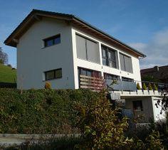 Neubauten Bern | Wir übernehmen auch Neubauten für Sie in Bern Bern, Garage Doors, Mansions, Partner, House Styles, Outdoor Decor, Home Decor, Architects, New Construction