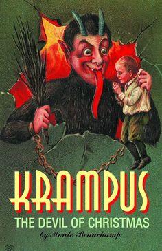 krampus   Krampus and the Super Moon