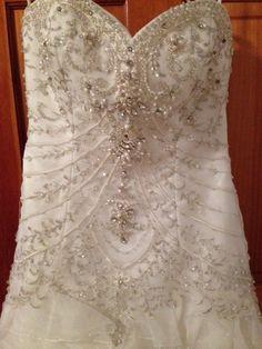 Chardonnay wedding dress maggie sottero wedding dress and christina wu 15449 wedding dress christina wu 15449 wedding dress on tradesy weddings formerly junglespirit Images