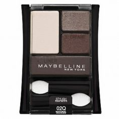 Maybelline Natural Smokes Eyeshadow