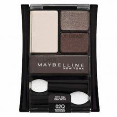 Maybelline Natural Smokes Eyeshadow Quad