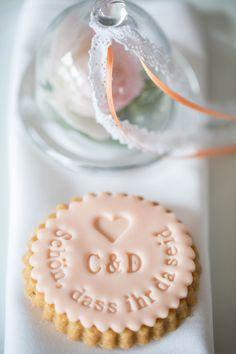 Give away wedding Gastgeschenke aus der Backstube von www.suess-und-salzig.de…