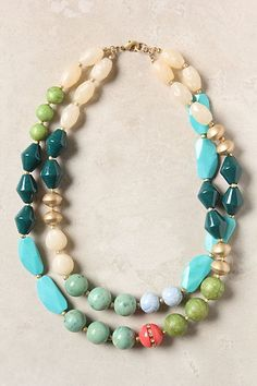 Ampay Necklace #anthropologie