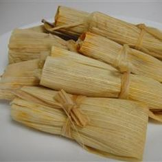 ... Tamales on Pinterest | Homemade tamales, Vegetarian tamales and Tamale