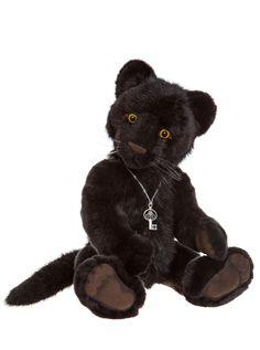 Charlie Bears 2016 Sheba Panther