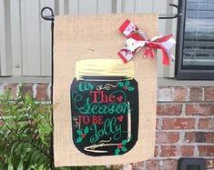 Adorable Snowman Garden Flag or Door Hanger.Perfect this holiday season.