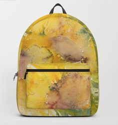 Sunburst Backpack by laurimatisse Leather Backpack, Backpacks, Matisse, Fun, Fashion, Leather Backpacks, Fashion Styles, Backpack, Fasion