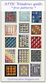 Here are free patterns and tutorials for Attic Windows quilts! Attic Windows are a great way to showcase special blocks or large prints. Patchwork Quilt Patterns, Modern Quilt Patterns, Quilt Block Patterns, Pattern Blocks, Quilt Blocks, Quilting Tips, Quilting Designs, Attic Window Quilts, Lattice Quilt