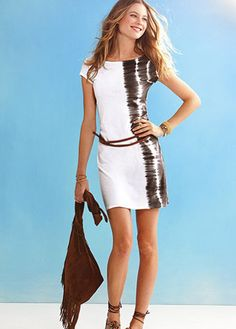 Clubwear Bodycon Summer Sexy Women Dress,Free Belt from Daisy Dress For Less