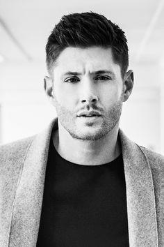 Jensen #harper's photo shoot              It's like sex for the eyes omfg TAKE ME