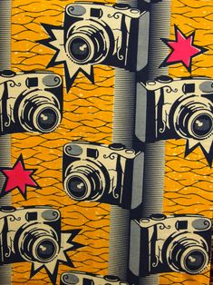 wax fabric African Print Fabric