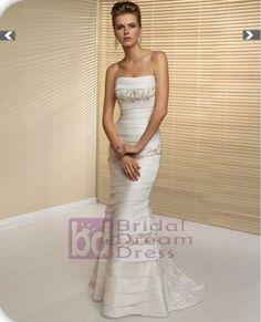 Ronald Joyce Wedding Dress Candy 60058 - East Bridals
