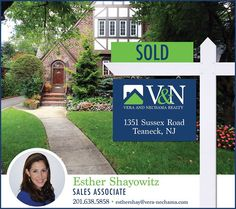 Another home #SOLD by Esther Shayowitz - V & N Realty!  Contact Esther to sell your home 201-638-5858 or visit us online at www.vera-nechama.com  More Listings. More Experience. More Sales.  #teaneck #bergenfield #newmilford #englewood #realestate #veranechamarealty #njrealestate #realtor - http://ift.tt/1QGcNEj