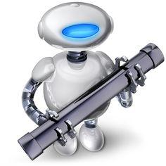 O robô detector de mentiras   Veja mais em: http://www.jacaesta.com/o-robo-detector-de-mentiras/
