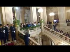 Cuca Roseta canta para os Reis de Espanha #fado #fadista #fadistaportuguesa #cucaroseta