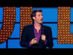 Adam Hills Live At The Apollo EXTENDED Part 1 - YouTube