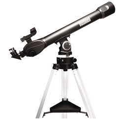 Bushnell - Voyager(R) Sky Tour? x Refractor Telescope x LCD handset Illuminated smart mount LED red dot finderscope for fast positioning S Distance Focale, Nikon, Bushnell Binoculars, Telescopes For Sale, Module, Lead Acid Battery, Stargazing, Constellations, Shopping