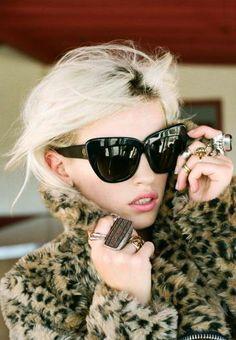 Chic glasses ♥ Anja Konstantinova