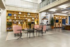 Spaces Amsterdam best co-working spaces in Europe