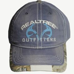 #New Realtree Outfitters Navy Cap $15.99