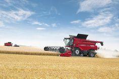 Nowoczesne rolnictwo czyli…  …przegląd innowacji technologicznych, które na targach AGROTECH 2015 zaprezentuje CASE IH