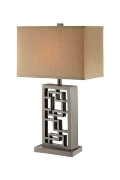 HauteLook | Old Hollywood Glamour: Maze Mirror Accent Lamp
