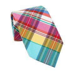 Ted Baker Graphic Plaid Woven Silk Tie #VonMaur #TedBaker