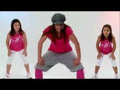 DVD Street Dance for Kids Warm Up