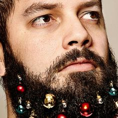 The (currently sold out) Beard Baubles support Beard Season, an awareness campaign for melanoma.