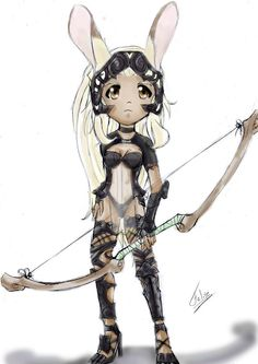 Week 12 - Final Fantasy XII - Fan Art Wed - Fran (Final Fantasy XII)