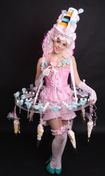 1000 images about burlesque love on pinterest slave for Human canape trays