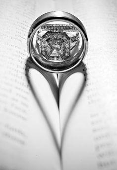 Wedding Rings by Nashville wedding photographer Derek Martinez.