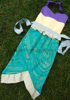 Giggleberry Creations!: Princess Dress-Up Aprons!