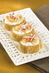 Crostini geitenkaas - Colruyt Culinair !