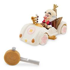 Disney King Candy Racer - Wreck-It Ralph | Disney StoreKing Candy Racer - Wreck-It Ralph - Feel a royal Sugar Rush when you spin-out with King Candy's super-fast, fun-frosted race car with key-launcher. Just put in the key, push the button and let 'er rip! Collect all twelve racers in this series.